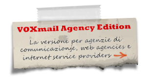 VOXmail Agency Edition