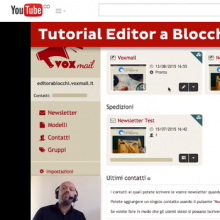Tutorial Video: Il nuovo Editor a Blocchi